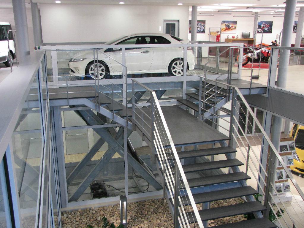 Auto Garage Tools For Sale: Garage Equipment Used Car Scissor Lift For Sale