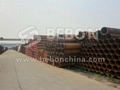 ST458 structural steel pipe