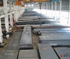 C40 low-alloy steel plate