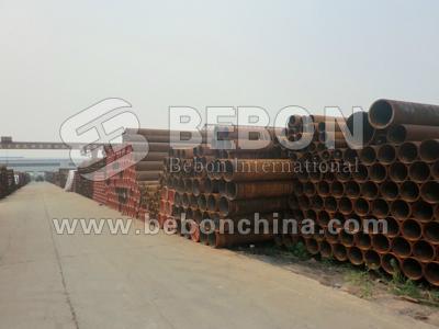 ASME SA335 P12 high-pressure boiler steel pipe 3