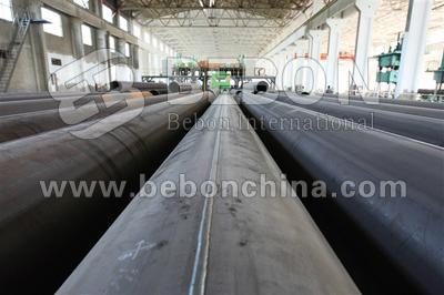 ASME SA335 P12 high-pressure boiler steel pipe 4