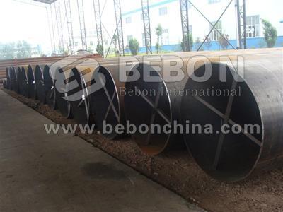 SA213 T11 alloy boiler steel pipe 2