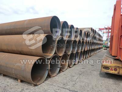 SA213 T11 alloy boiler steel pipe 3