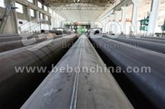 ASME SA335 P11 alloy seamless boiler steel pipe