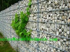 Stainless steel welded wire mesh gabion