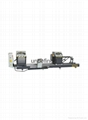 Double head precision cutting saw for