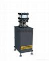Pressing machine for aluminum window &