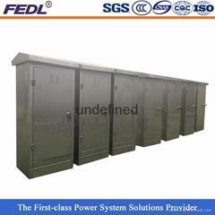 three phase outdoor power distribution box