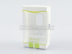 Plastic packaging box for USB