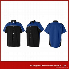 Fashion design high quality working shirts for men(S14)