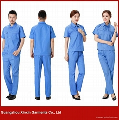 Unisex Work Clothing For Working Wear Uniform Of Engineer Work Clothes(W13)