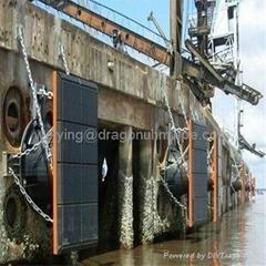 Impact resistant marine fender panel uhmwpe sheet for sale