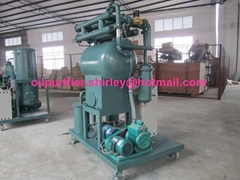 Single-Stage Vacuum Waste Insulating Oil Recycling Equipment For Power Station