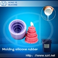 Silicone Candle Mould Making
