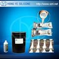 Liquid Silicone for Garden Decorations