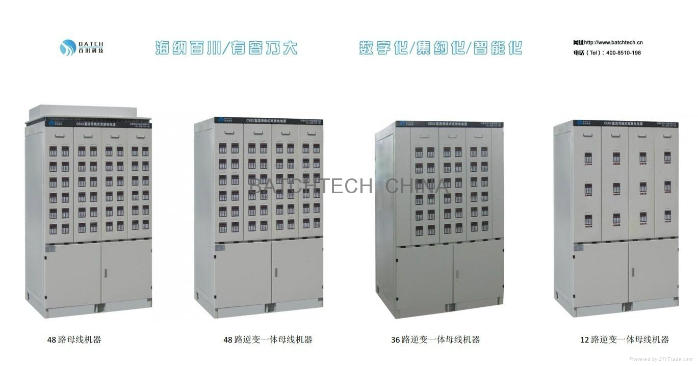 CE03-080NB Power of battery  inverter(DC-AC-DCIntelligent reversible system) 2