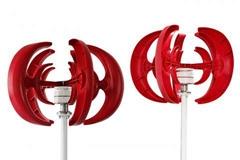 Red Ball Vertical Wind turbine