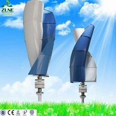 Spiral Vertical Wind Turbine
