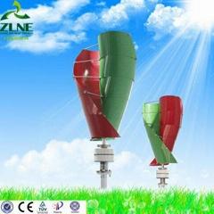 Micro Spiral Wind turbine