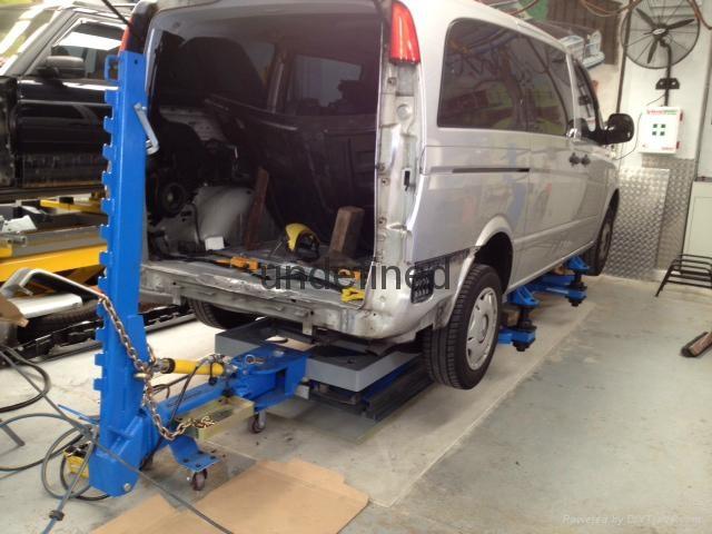 Auto body collision repair bench,Frame machine,European car bench ...