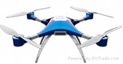 曼圖拉旋翼無人機