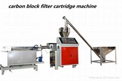 Active Carbon Filter Cartridge Making Machine
