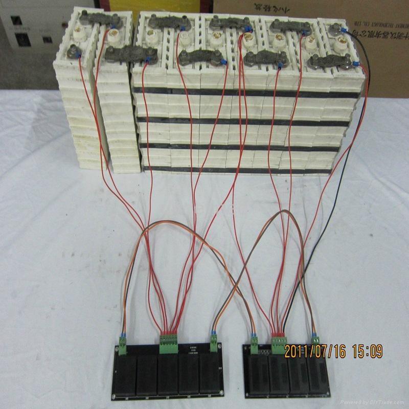 4S/12V lithium battery balancer equalizer BMS for lithium batteries 5