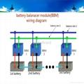 2V lead acid battery balancer capacitor equalizer  3