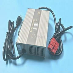 48V10A Deli Charger for lithium and lead acid BATTERY