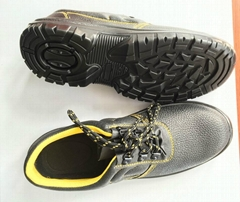 High impact safety worker shoes