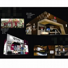 專業展覽展示設計施工設計搭建