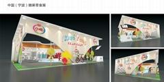 展覽設計施工與展台設計搭建