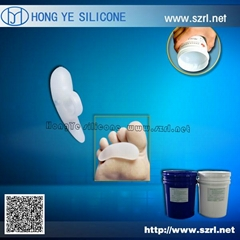 silicone rubber for insole making