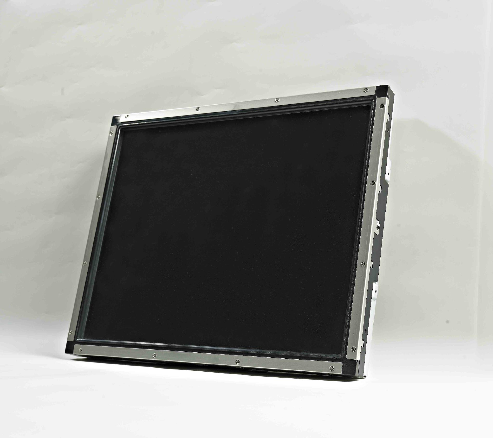 HMI touch monitor open frame resistive 1