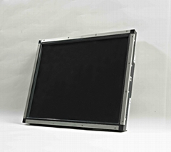 HMI touch monitor open frame resistive