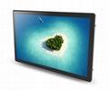 HMI touch monitor open frame PCAP