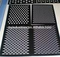 industrial aluminum perforated metal sheets panel