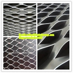 aluminum expanded metal mesh