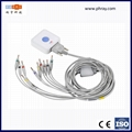 12 Channel 12 leads pc ecg software
