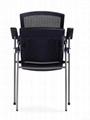 可折疊會議椅高檔鋁合金寫字板 5