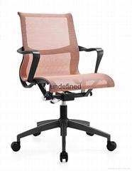 宝纳斯厂家直销 简约美Setu座椅 网椅出口热销办公配套