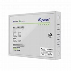 梯控器 LK3100S-LRS485聯網訪客功能梯控