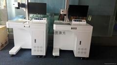 供應20W/30W充電器外殼、移動電源外殼激光雕刻打標機