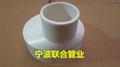 HDPE同层排水管件125*7