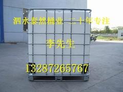 二手IBC塑料吨桶/厂家直供/