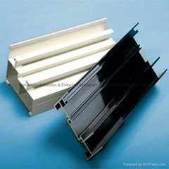 Aluminum Sliding Door Extrusion Profiles