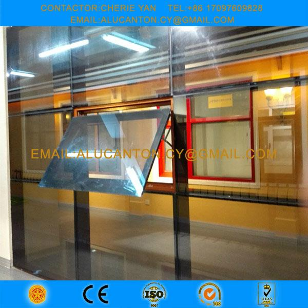 Aluminum Curtain Wall Systems (China Manufacturer)