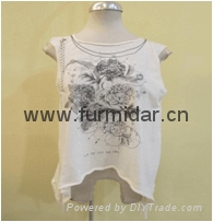 Brand blouse customized clothing  wholesale casual shirt suits lady tops dress   1