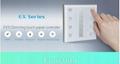 DMX512 RF Wireless WIFI distant control Remote control RGBW Touch Panel 2