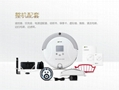 Aulicas Automatic Intelligent Vacuum cleaner Robot Cleaner with LCD 2
